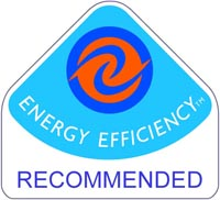 Energy efficiency recommended logo